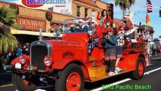 2012 Pacific Beach Holiday Christmas Parade